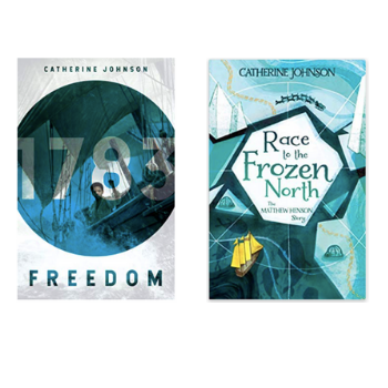 Knights Of - Catherine Johnson - 2 books.png