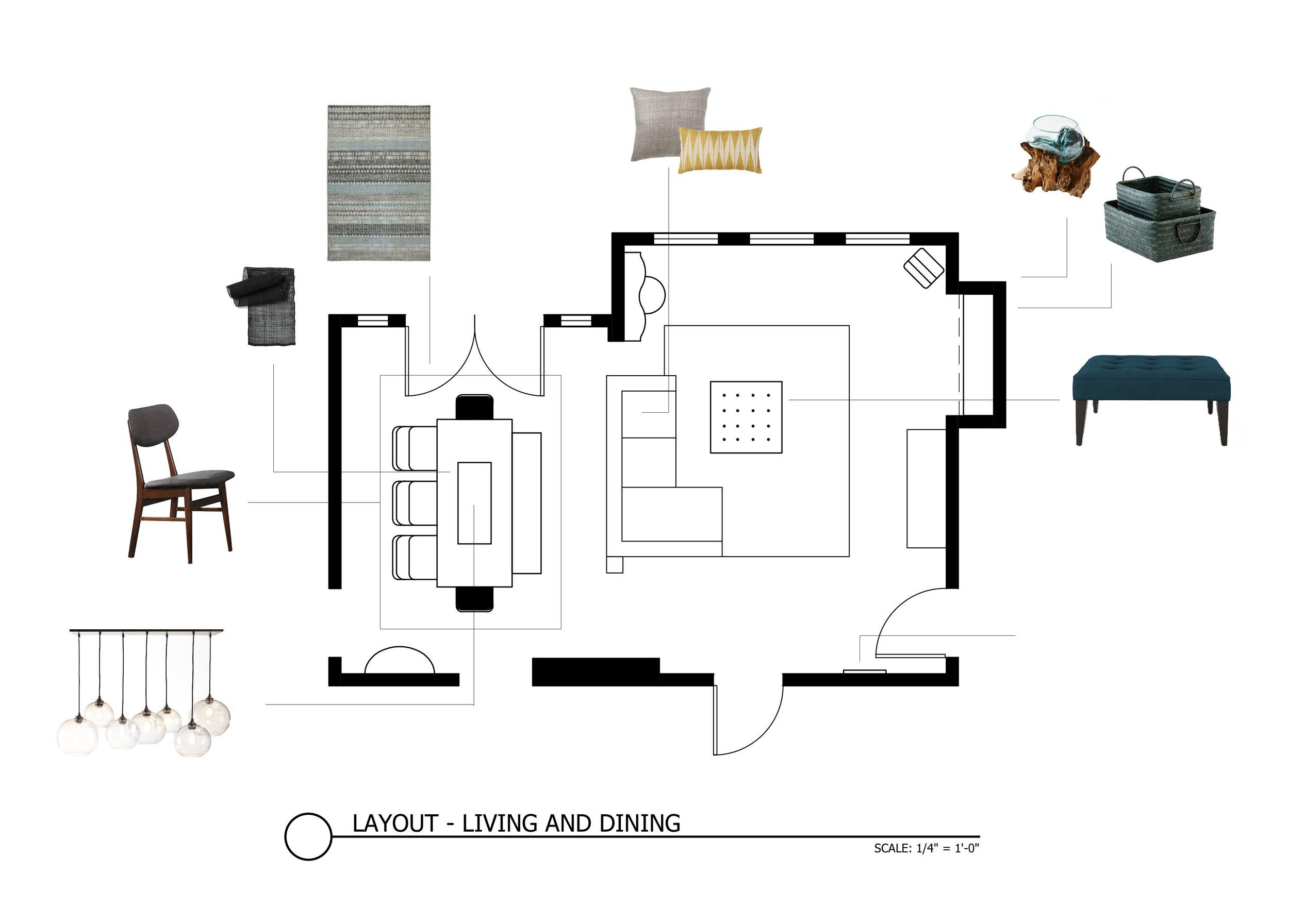 Seattle Interior Design Decorator Remodel
