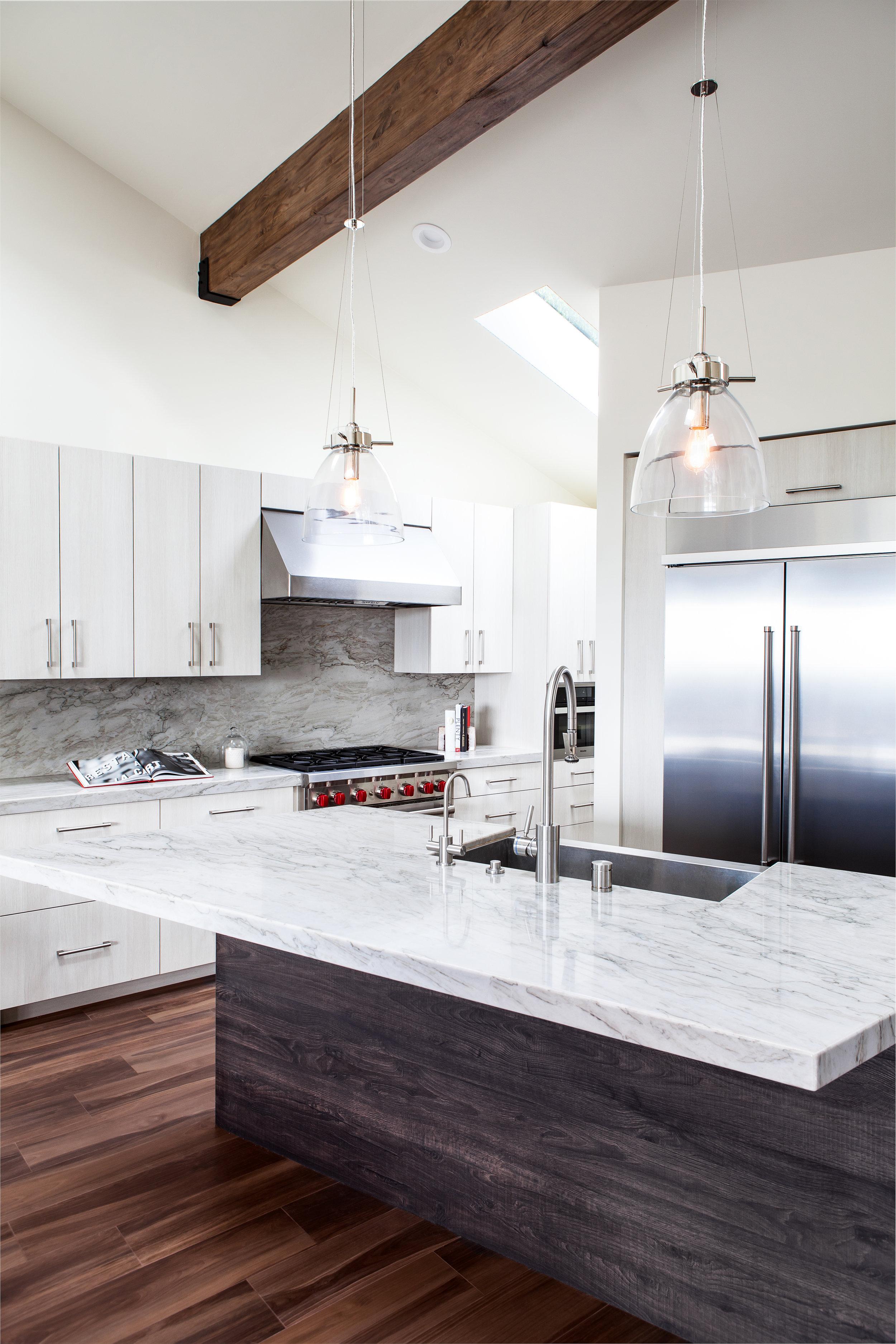 Seattle Interior Design Decorator Kitchen Renovation