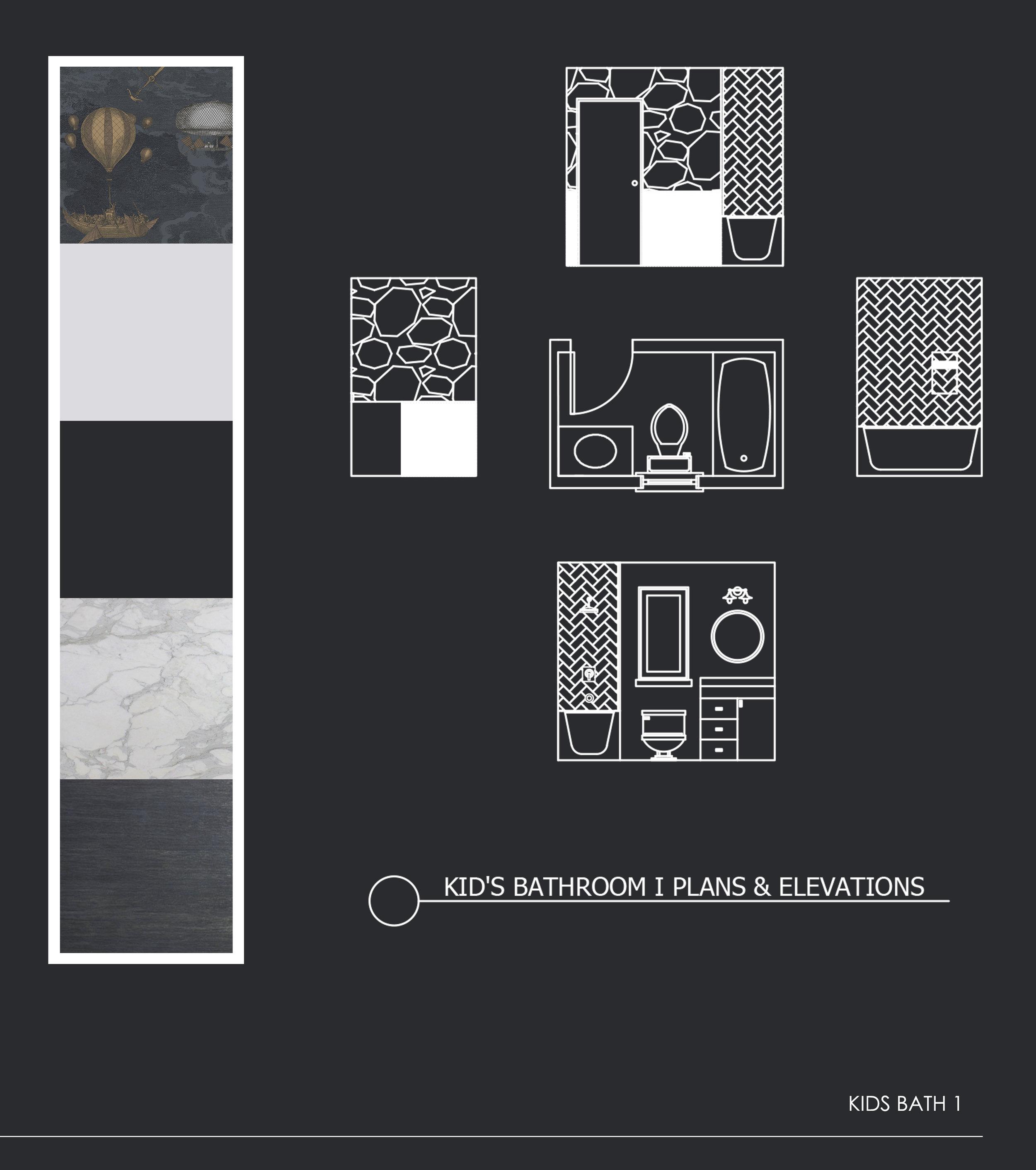 Seattle Interior Design Decorator Bathroom Renovation