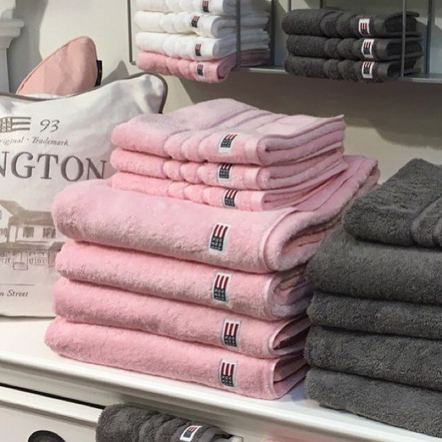 Country White 11 years! #lexingtoncompany #towels #springtime