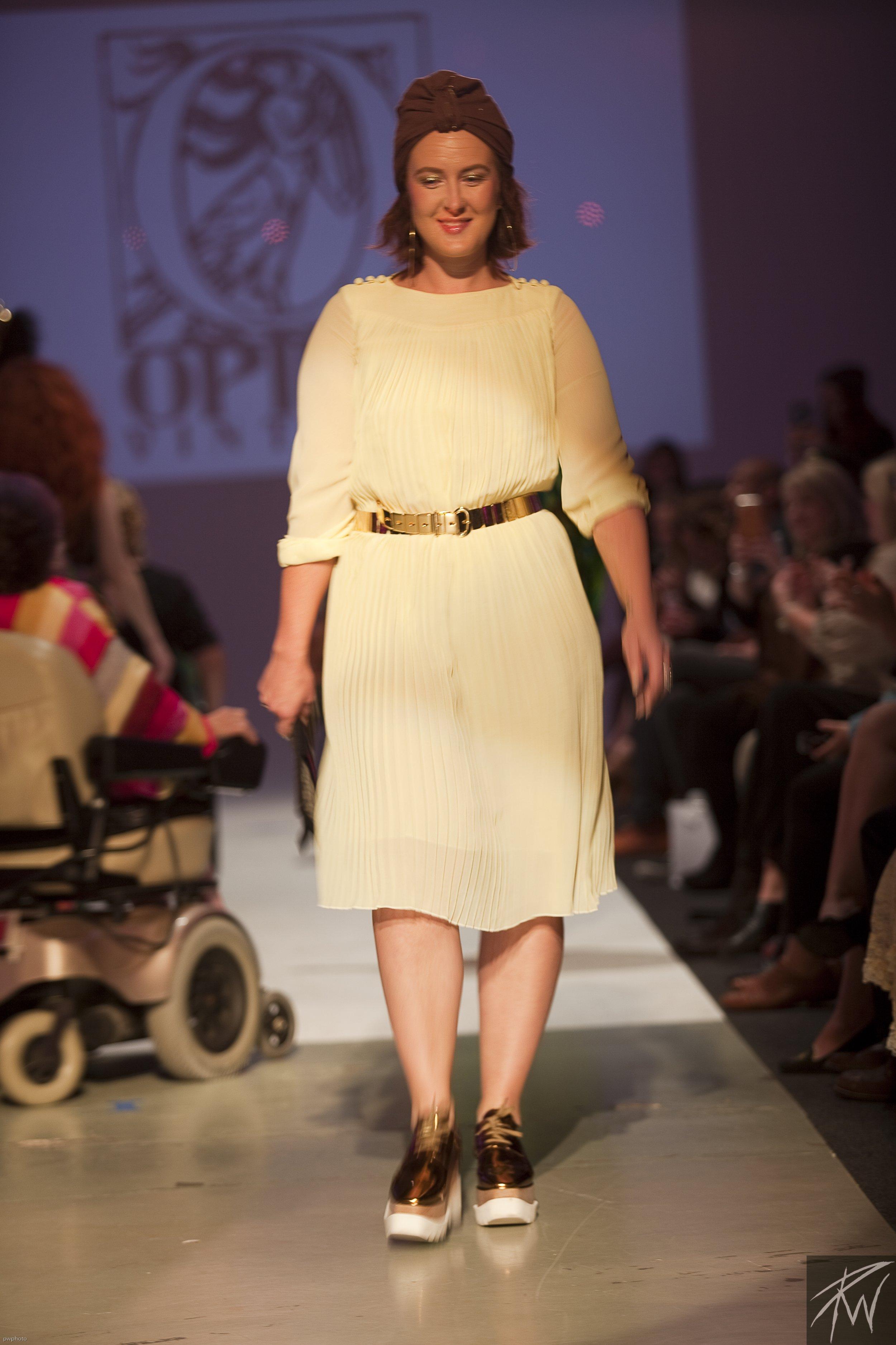 Rachael Sue Ragland Wearing Opium Vintage