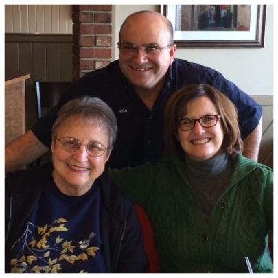 Mom, Joe and Me, 2016