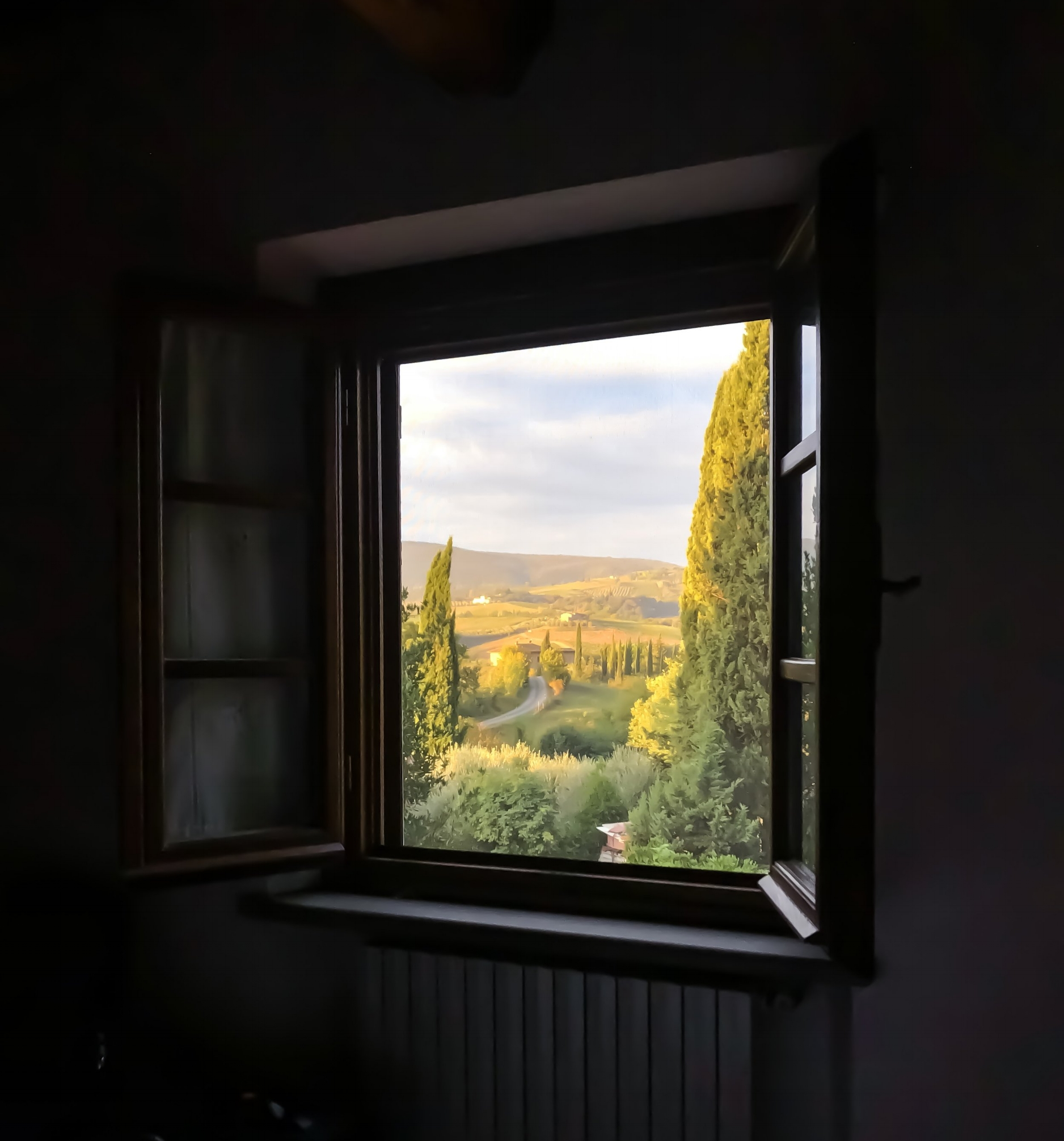 View From a Tuscan Window.jpg