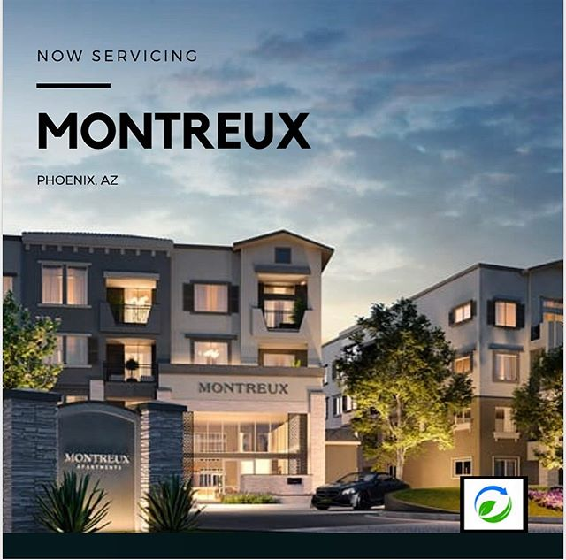 We are excited to serve the residents of Montreux! Our Premium Valet service will fit in nicely with this luxurious, new community! #yourALLY #valettrash
