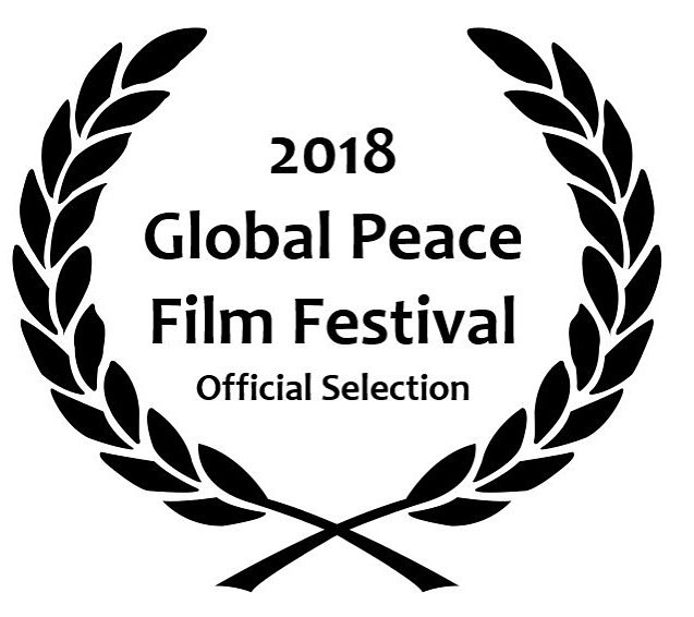 More good news!! We will also be screening at the Global Peace Film Fest in September! #peacefilmfest