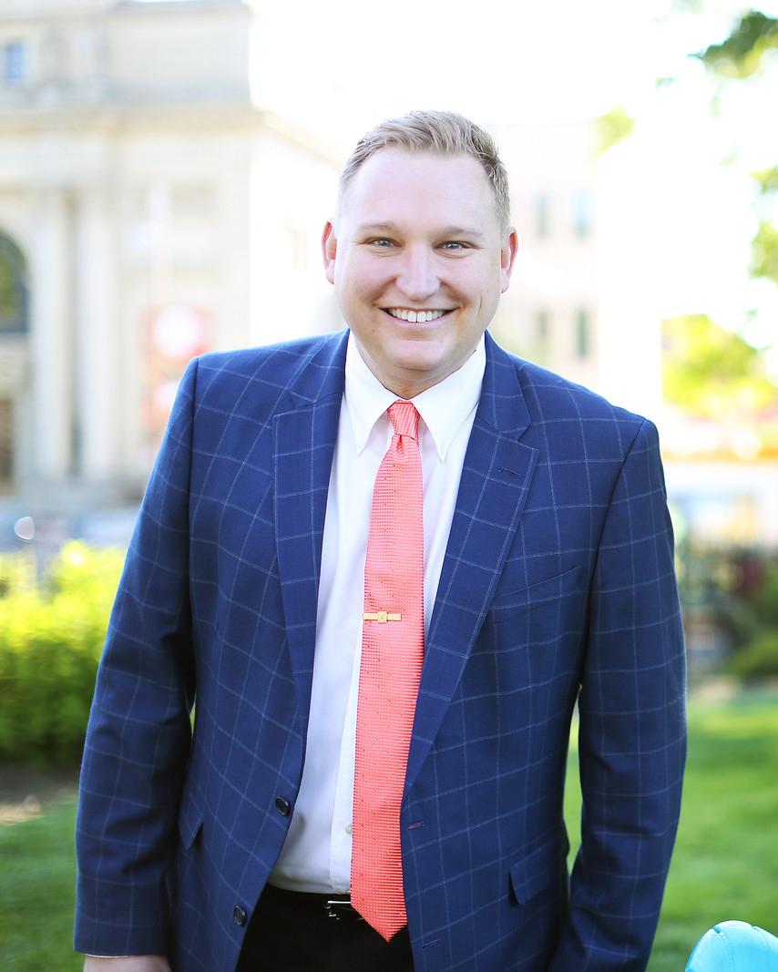 Chris Seelbach, City of Cincinnati Council Member