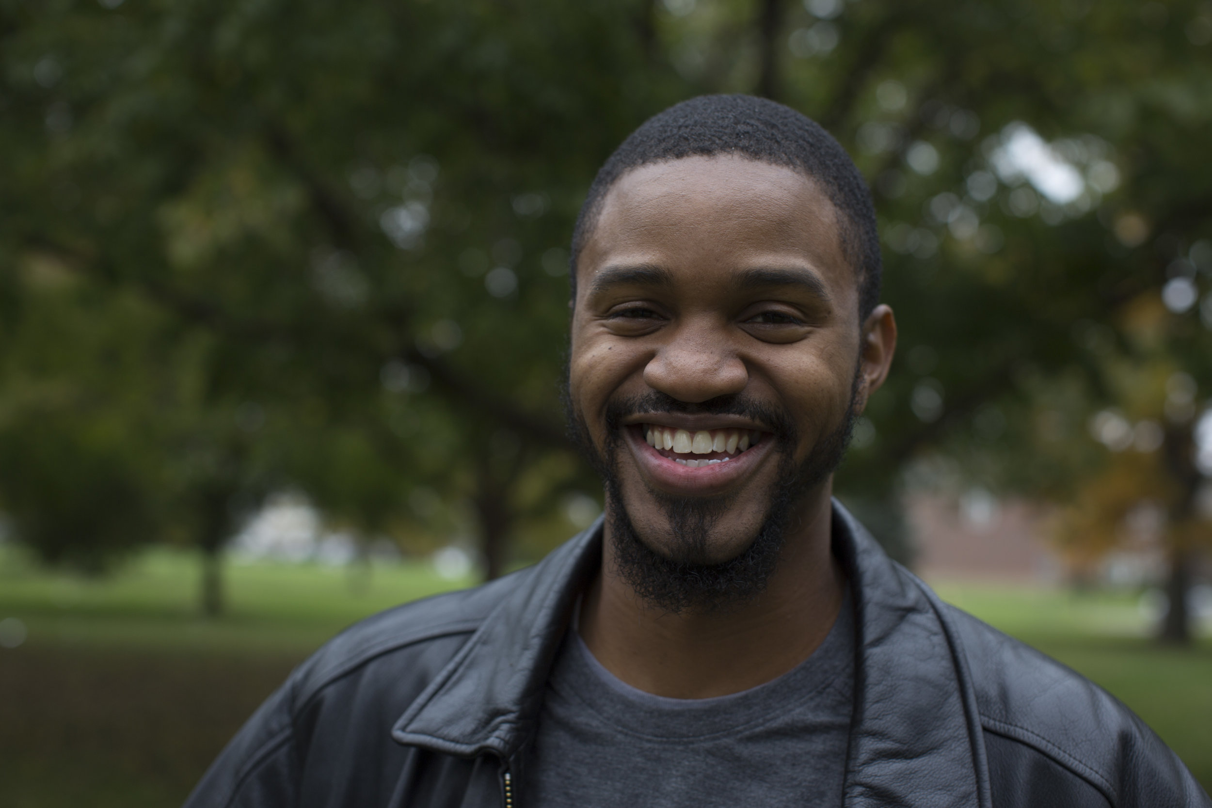 Marq Casey, amazing boxer, Ezzard Charles fan since he started boxing as a kid, West End native and Cincinnati born and raised amazing man, Photo by Kailah Ware
