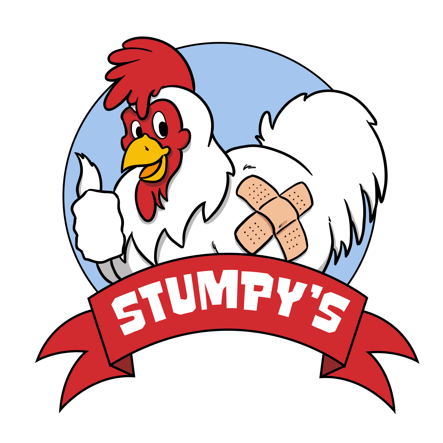 Stumpy's Wing House   Stumpy's is a wing and barbecue restaurant with great food and a good sense of humor.
