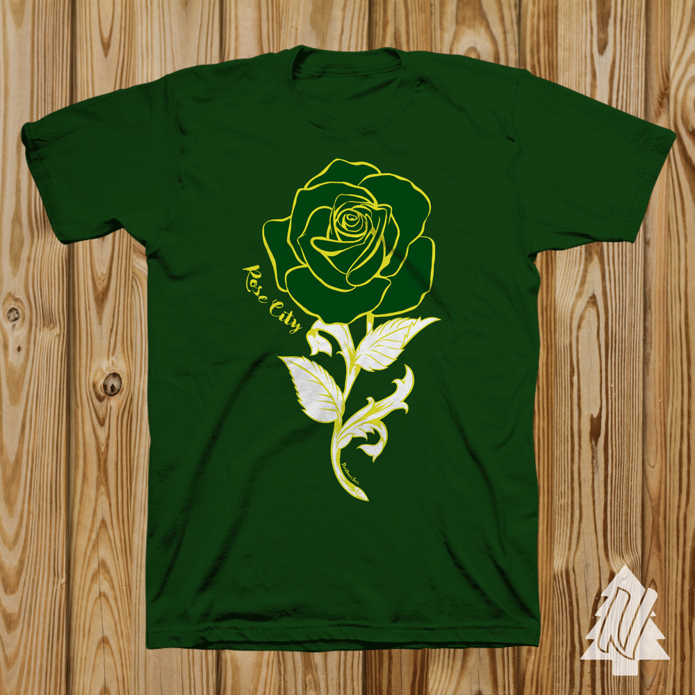 Rose City Soccer Tee
