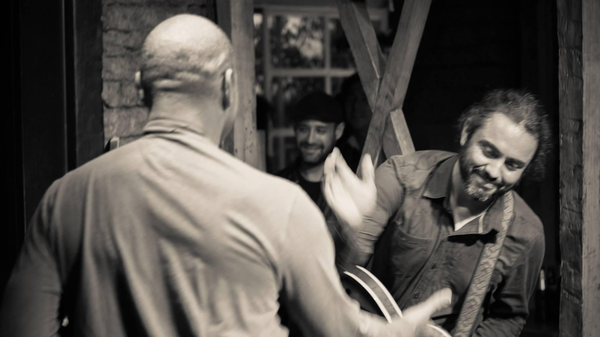 Jam Session w/Branford Marsalis ©2015 Pablo Mardones