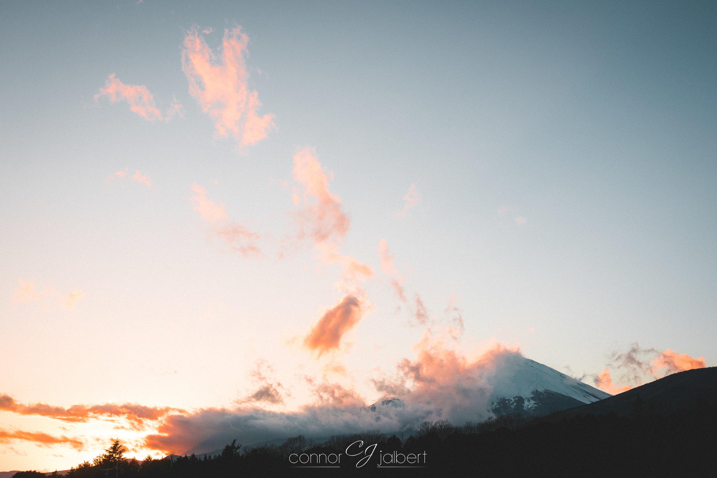 Mt. Fuji at Fuji Speedway
