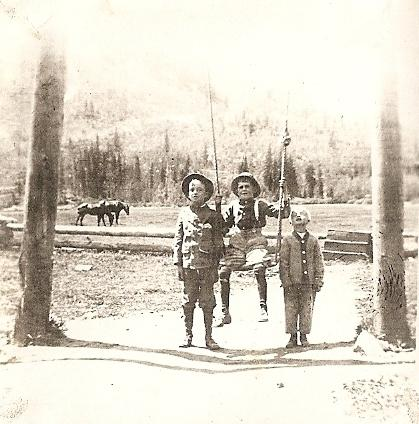 Boys on Swing at Silver Lake (Morris).jpg