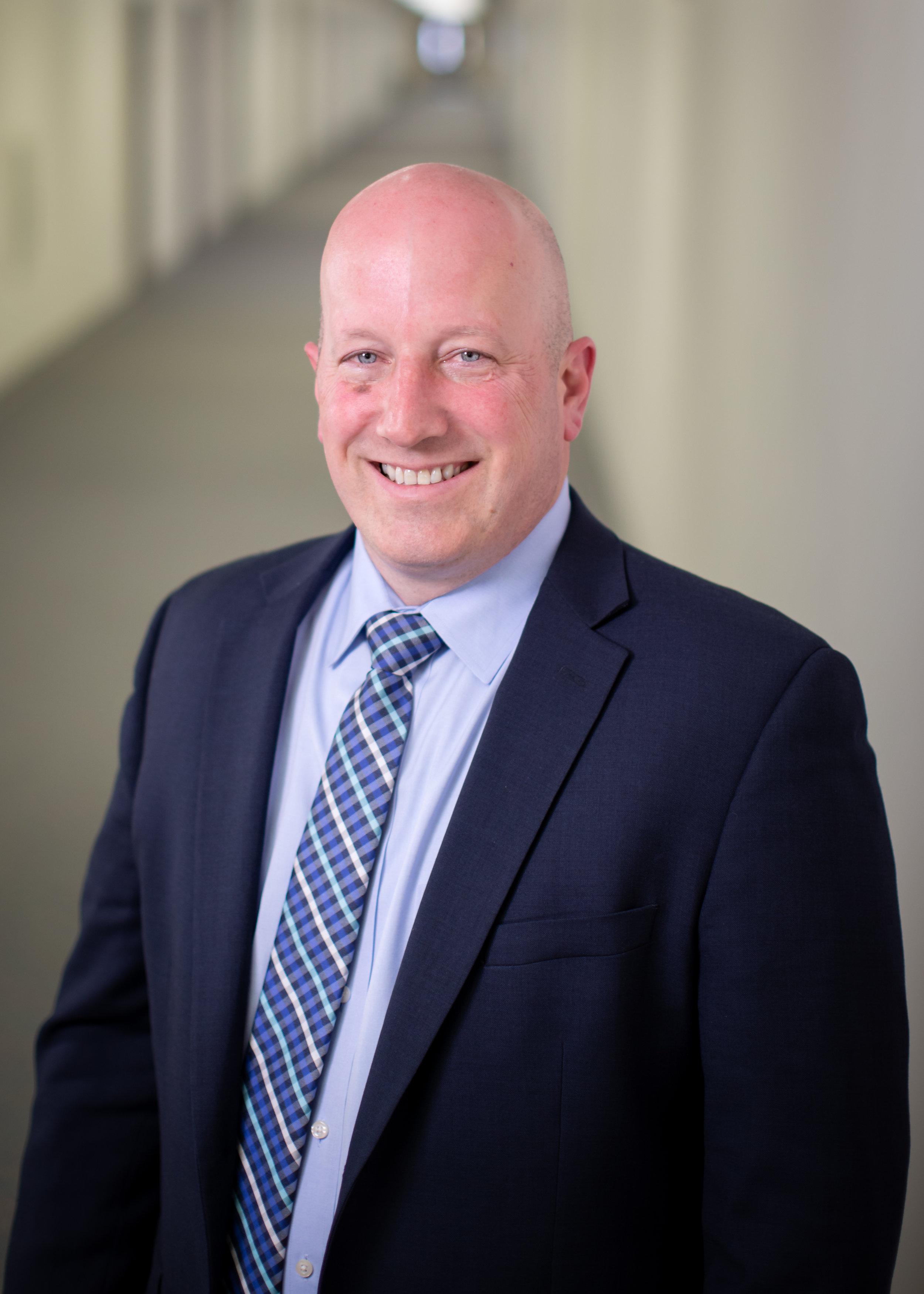 Tim Hemans - Director of Academies & CTE