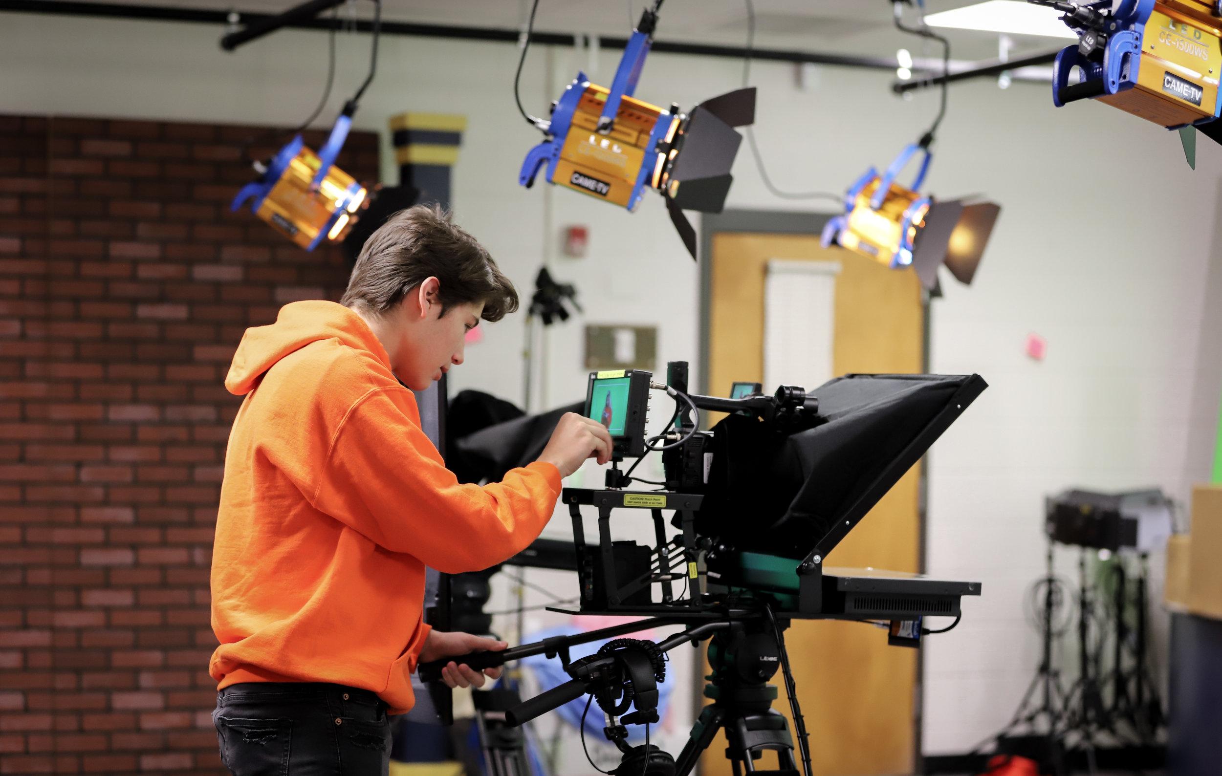 Audio Visual Technology & Film -