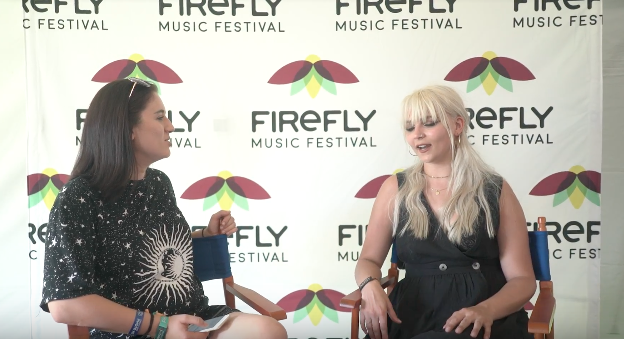 Firefly Music Festival 2018, Interview with musical artist Savannah Conley