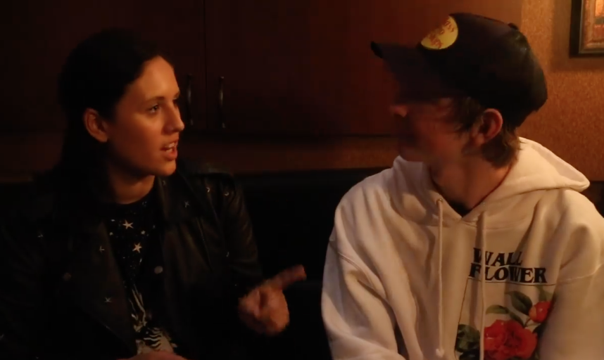 Cassidy Kotyla interviewing Whethan after his Boston show in partnership with Concord Music Hall and Silver Wrapper in Chicago, IL.