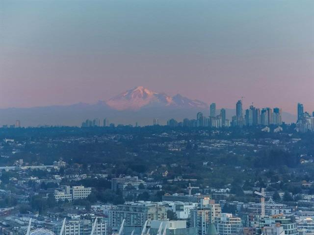 View from 3903 - 938 Nelson St. (listed by Engel & Völkers Vancouver)