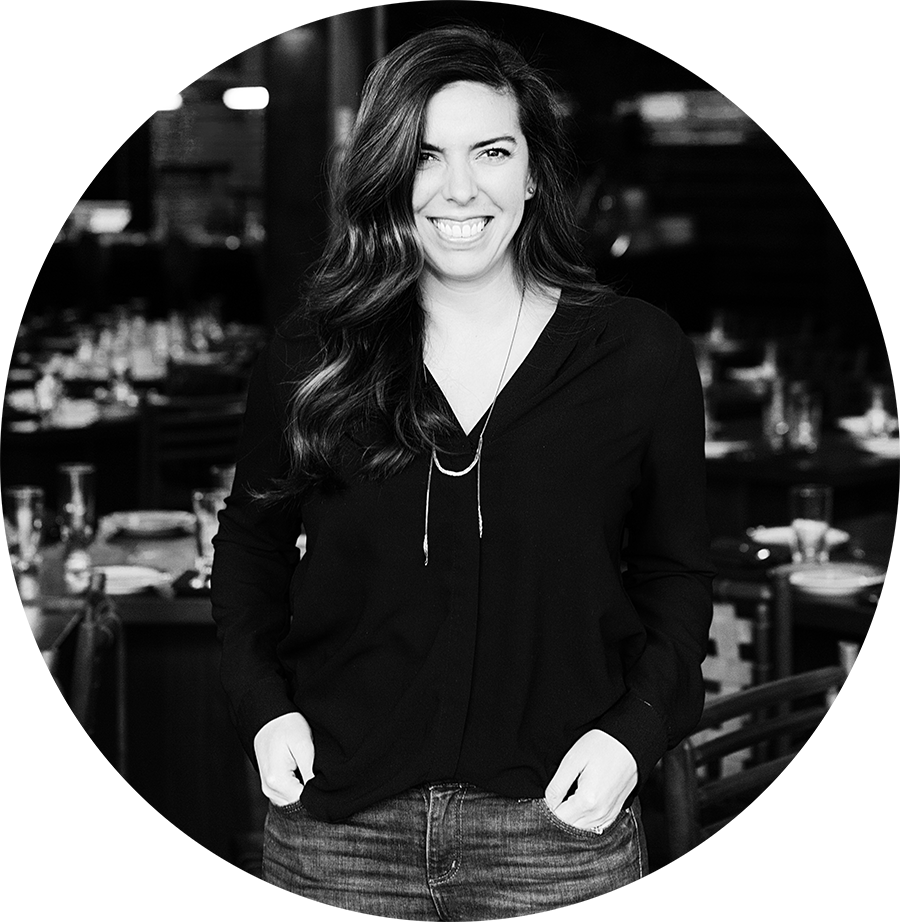 Annie D'Souza, strategist for The Restaurant Project
