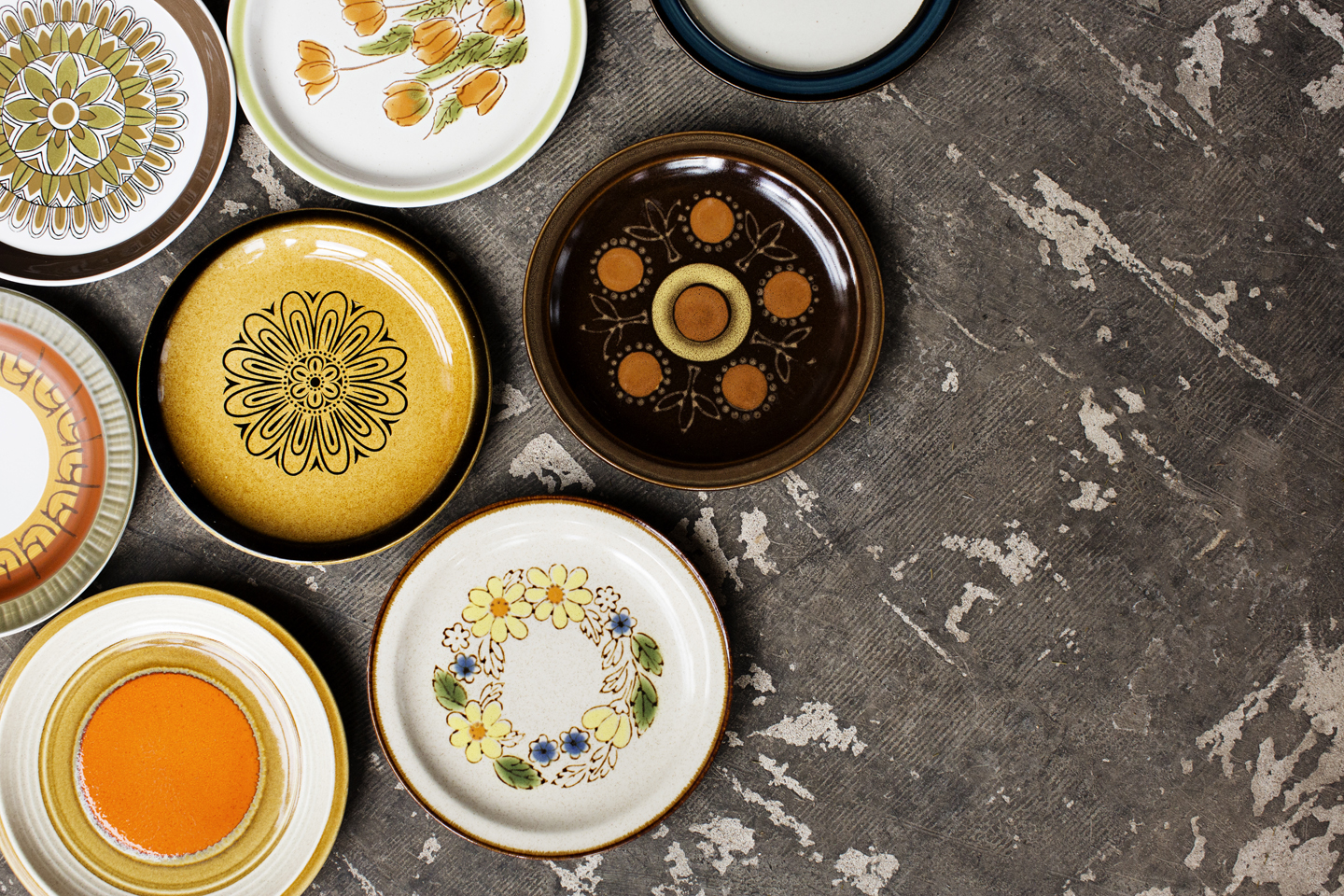 Various styles of plates | Young Joni | The Restaurant Project