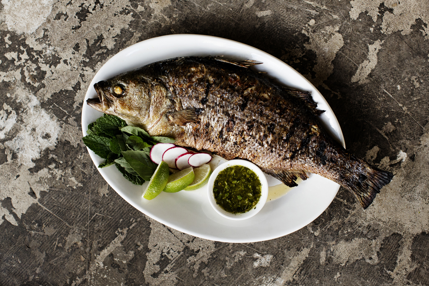 Whole Fish | Young Joni | The Restaurant Project
