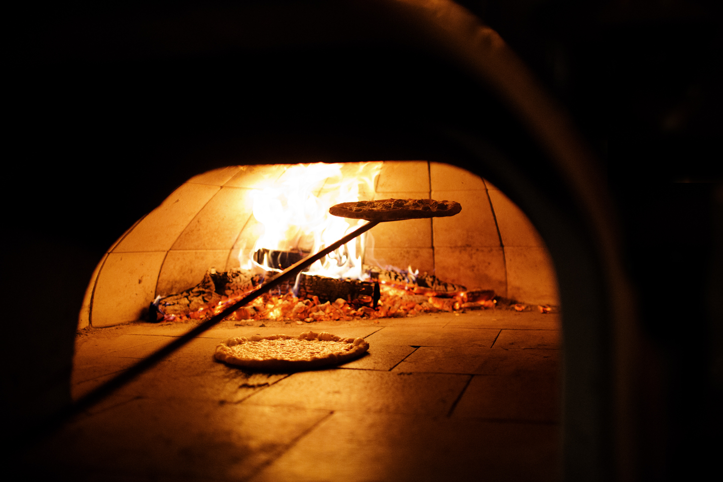 Wood-Fired Pizza Oven | Young Joni | The Restaurant Project