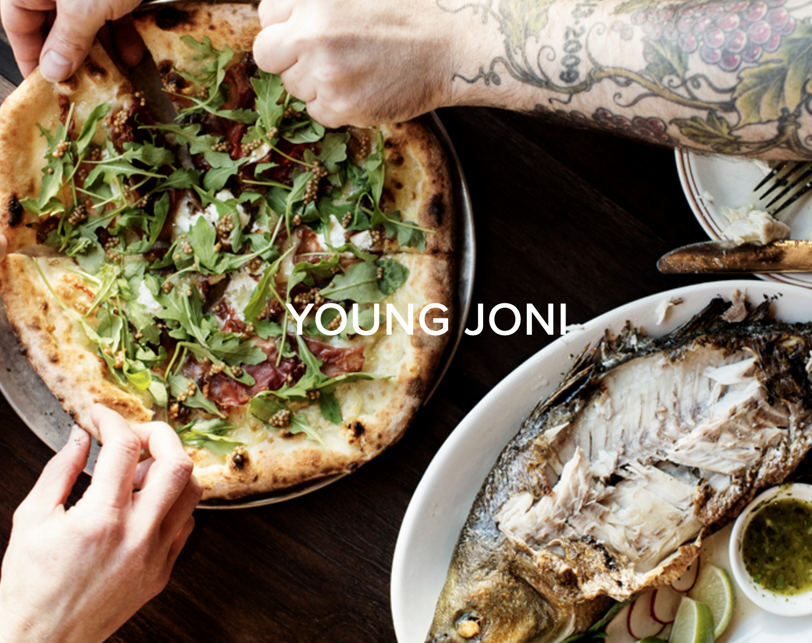 Young Joni | The Restaurant Project