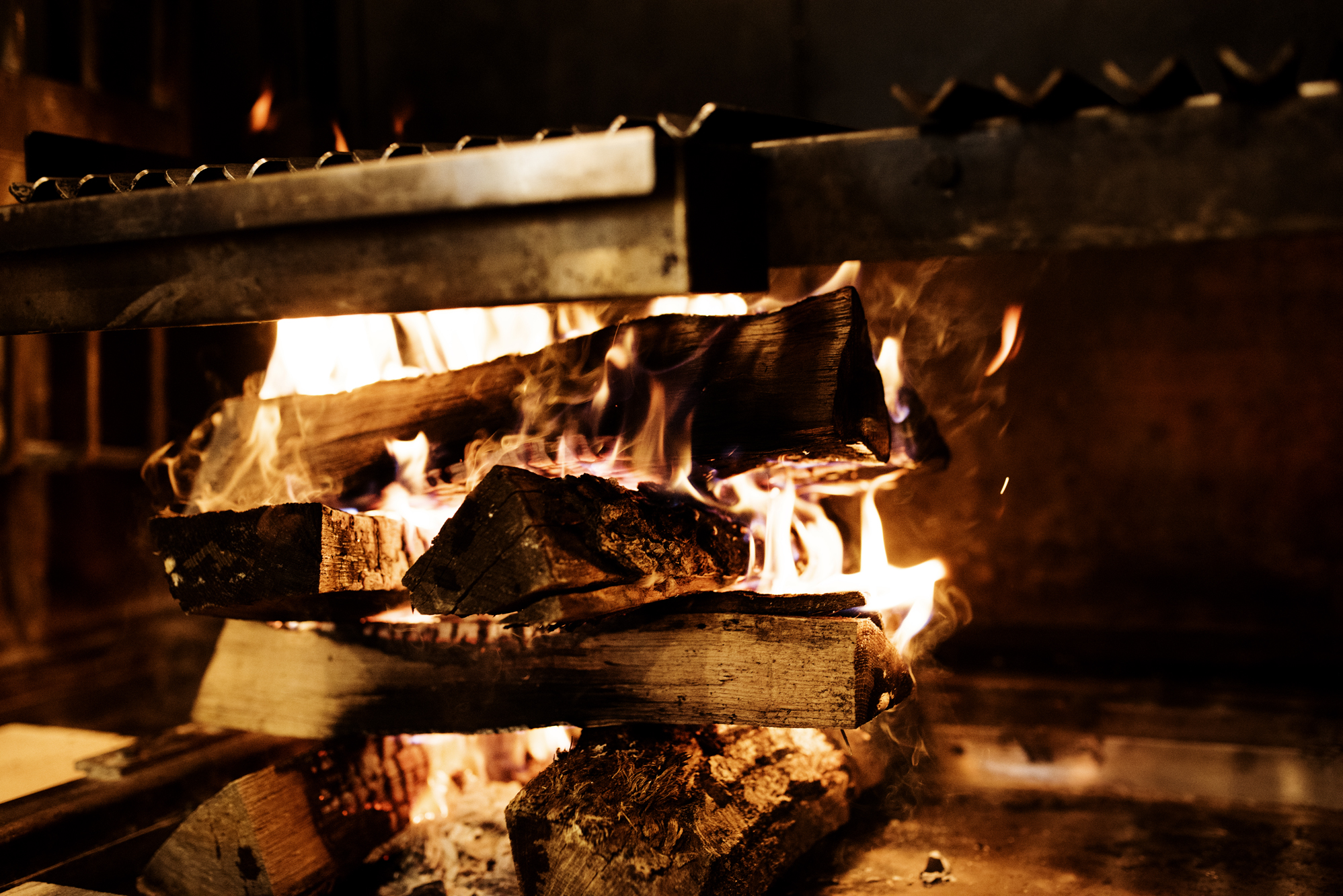 Wood Fire | Martina | The Restaurant Project