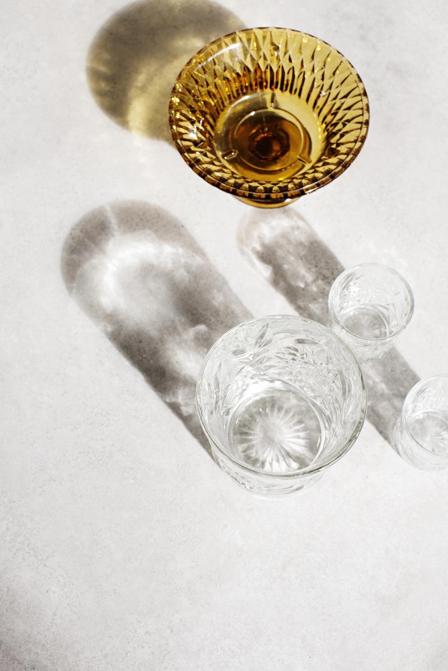 Glassware | Martina | The Restaurant Project