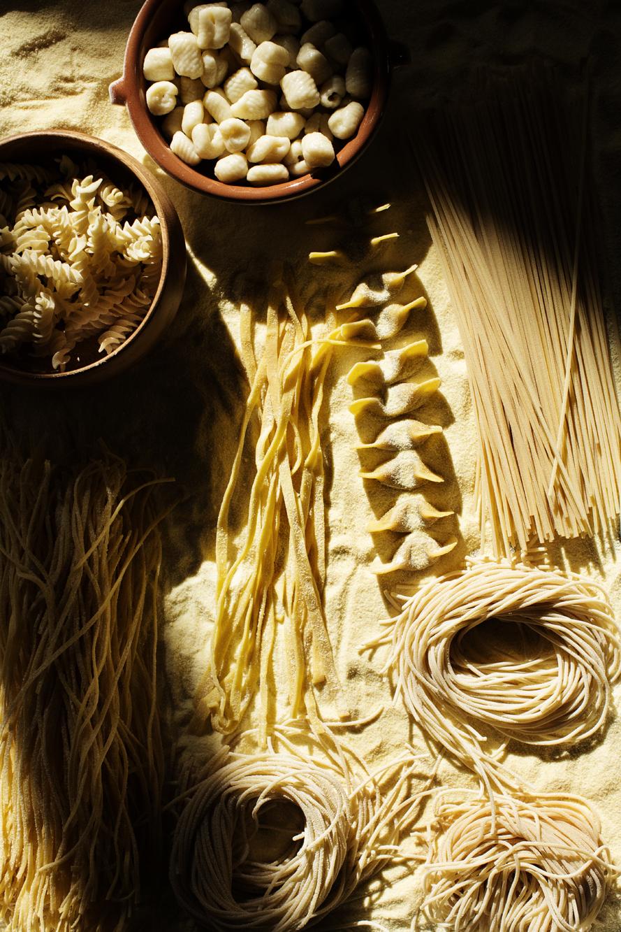 Fresh Pasta | Martina | The Restaurant Project