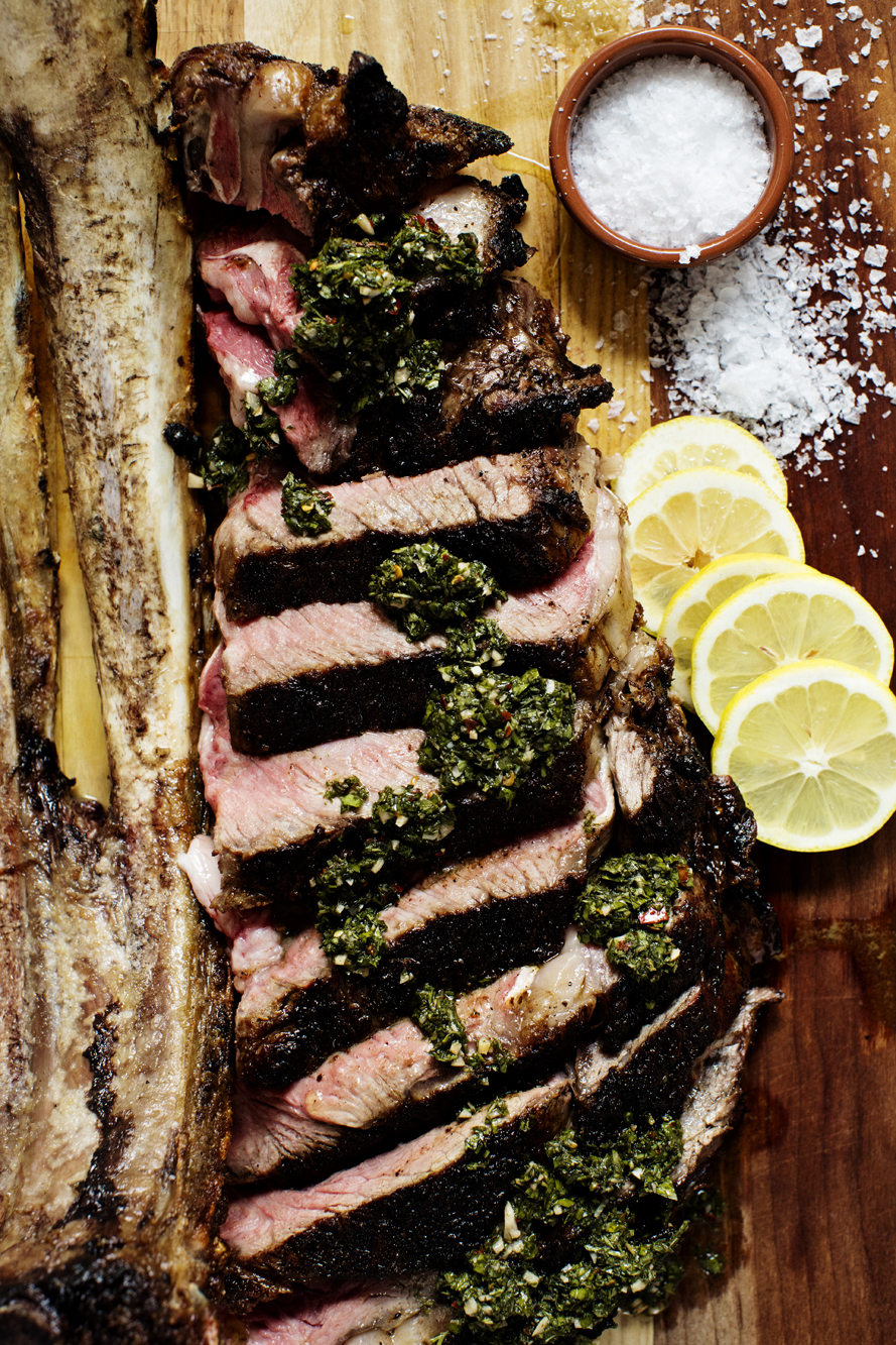 Steak | Martina | The Restaurant Project