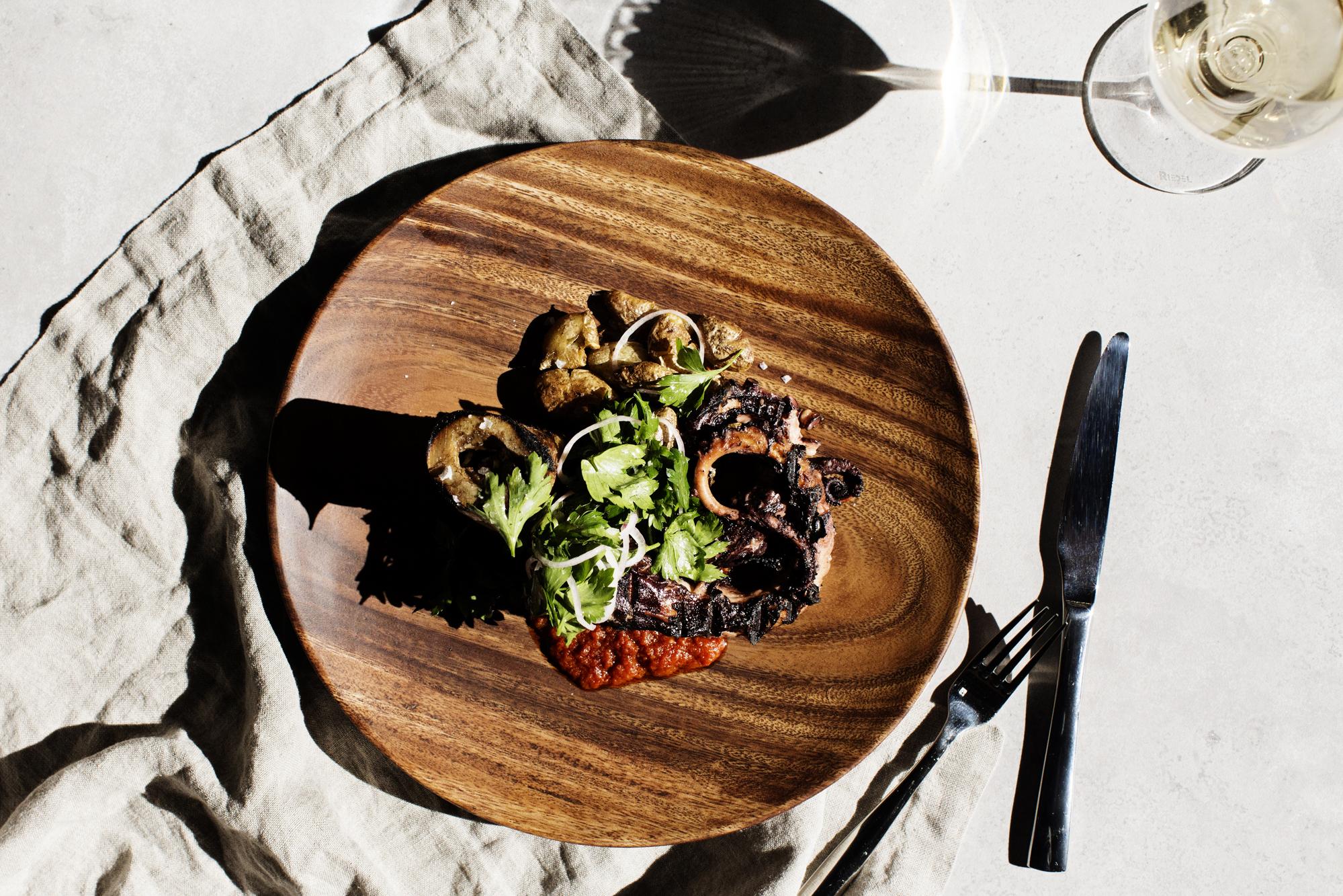 Calamari | Martina | The Restaurant Project