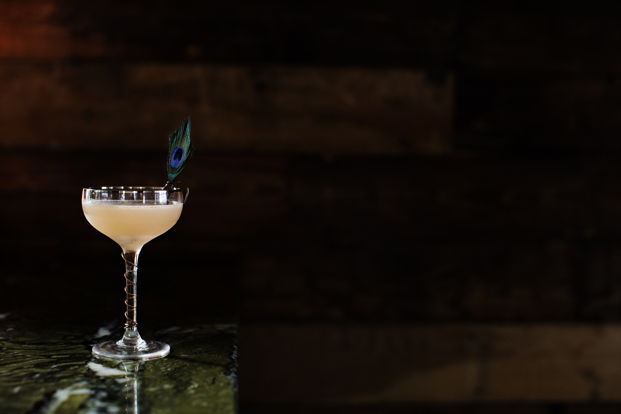 A cocktail on the bar | Martina | The Restaurant Project