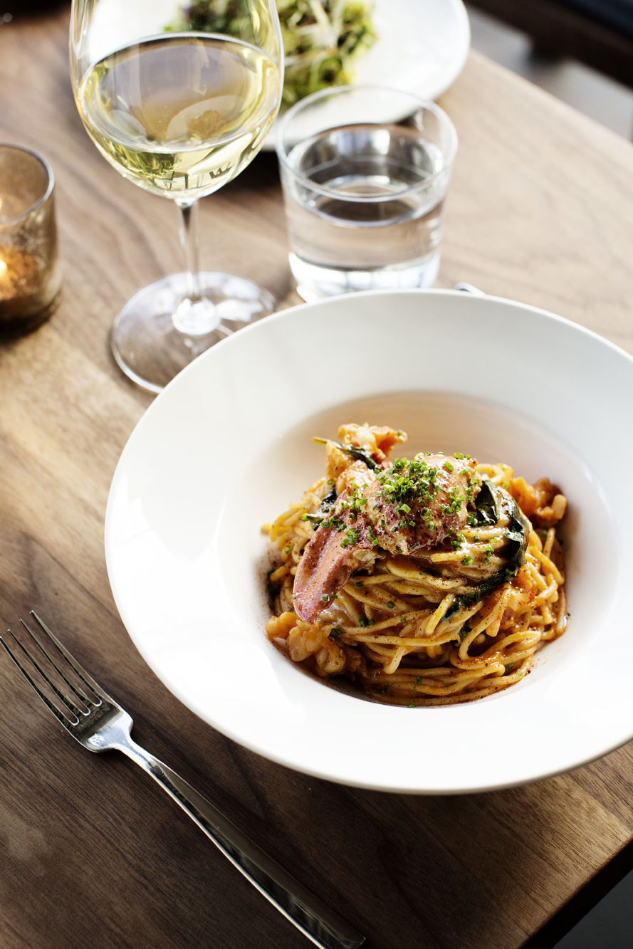 Spaghetti Fra Diavolo with Lobster | Martina | The Restaurant Project