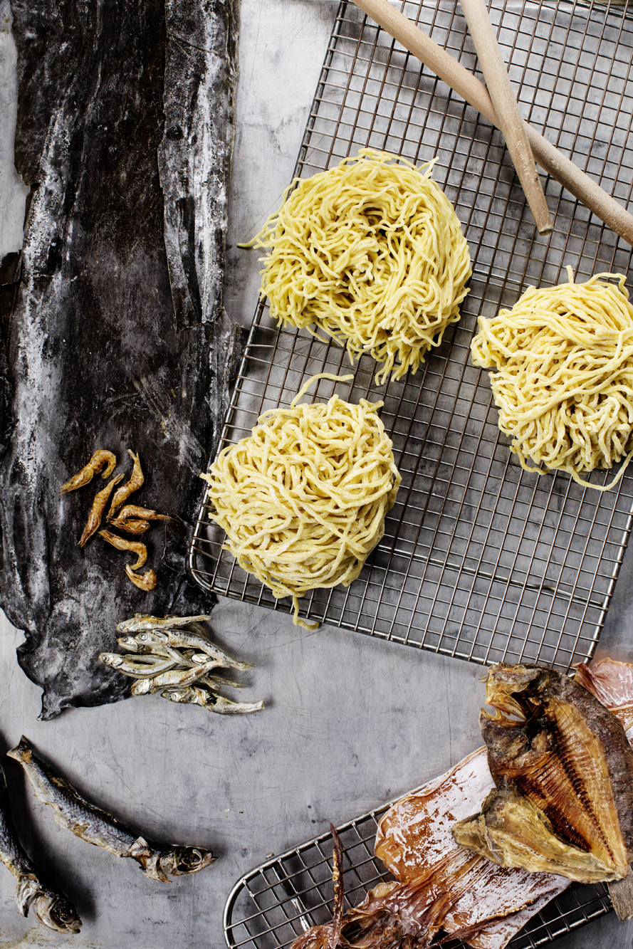 Fresh Ramen Noodles | Zen Box Izakaya | The Restaurant Project