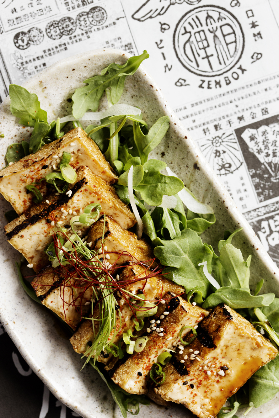 Atsuage Tofu | Zen Box Izakaya | The Restaurant Project