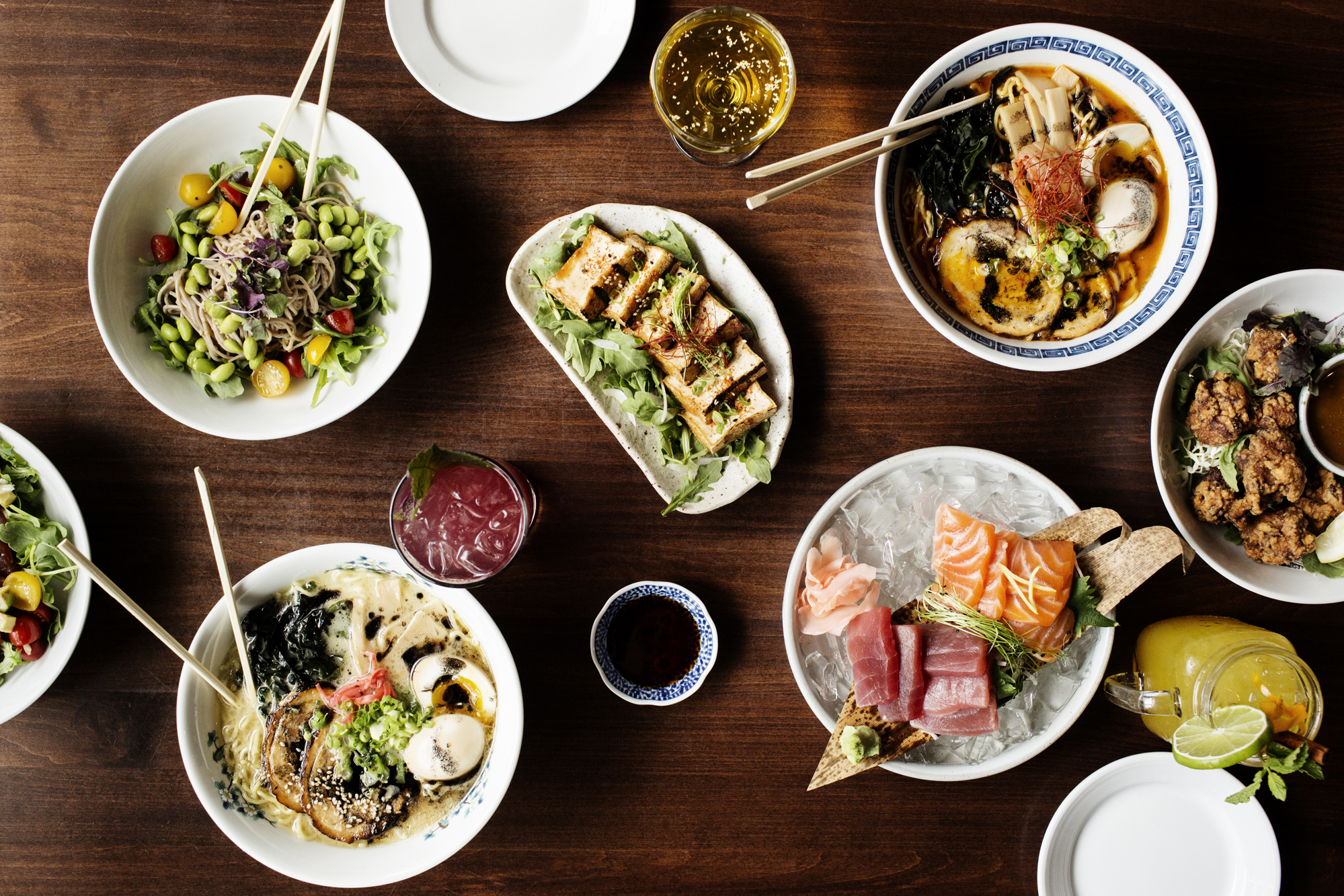 Japanese Food  | Zen Box Izakaya | The Restaurant Project