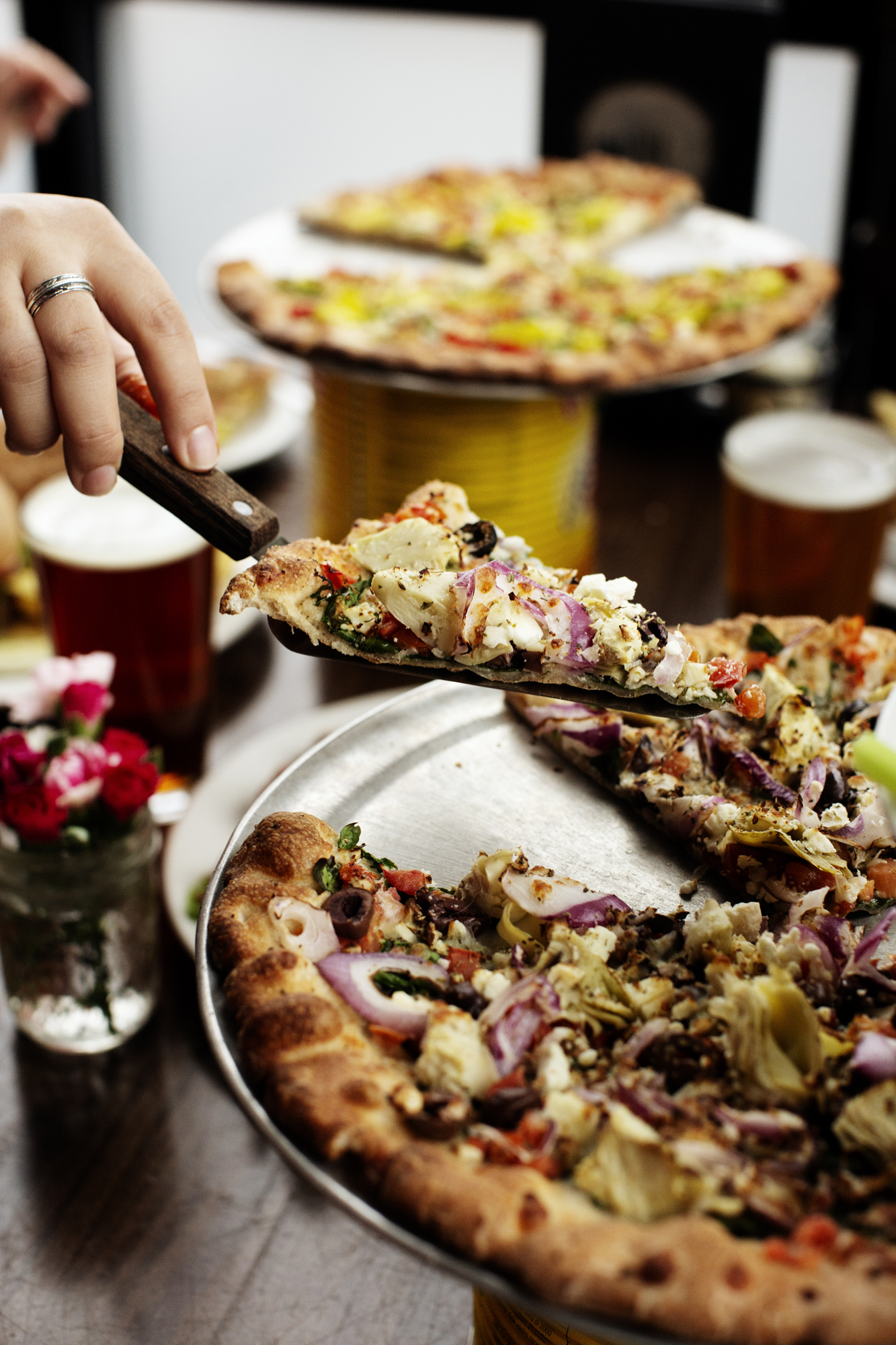 Pizza Athena | Pizza Lucé | The Restaurant Project
