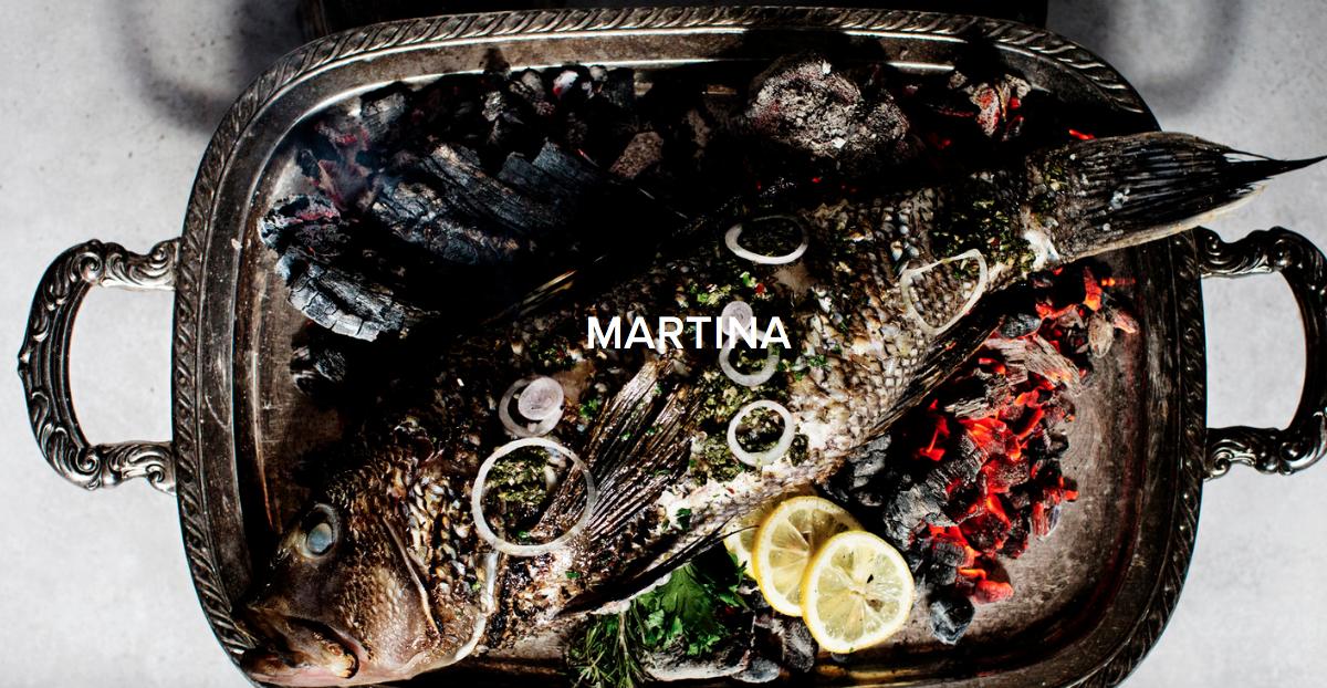 Martina | The Restaurant Project