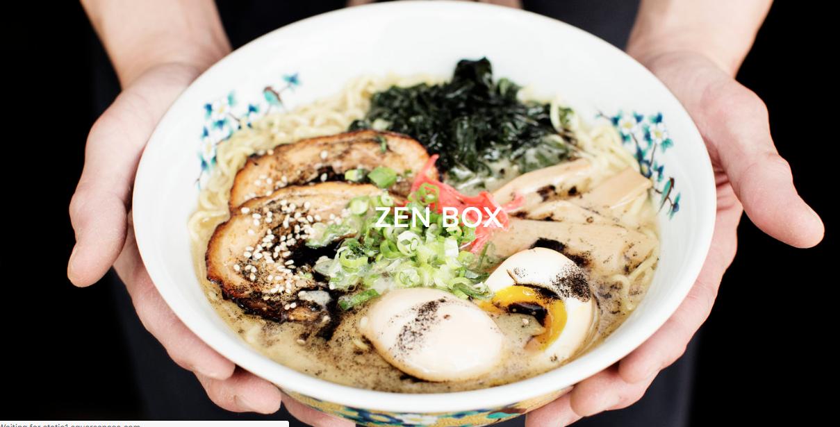 Zen Box Izakaya | The Restaurant Project