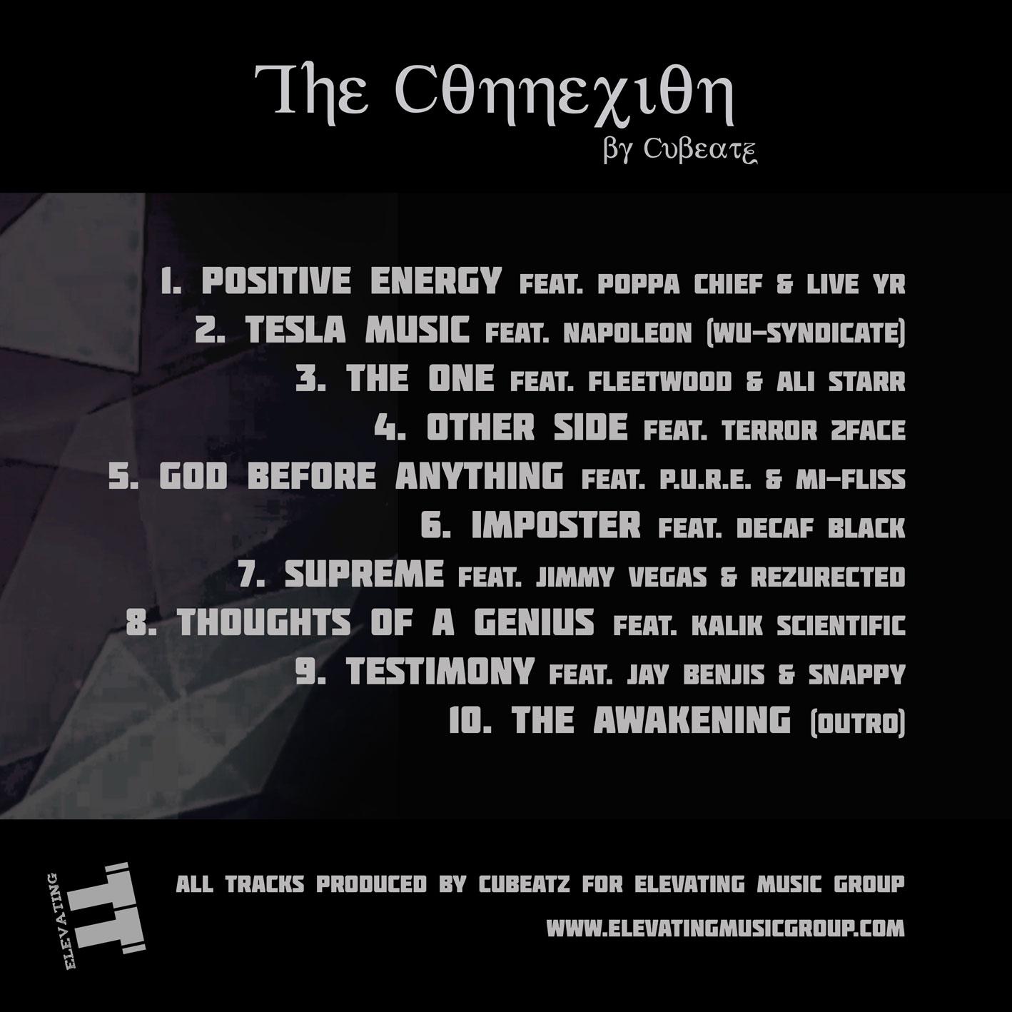 RareFlavr -Cubeatz- 'The Connexion'