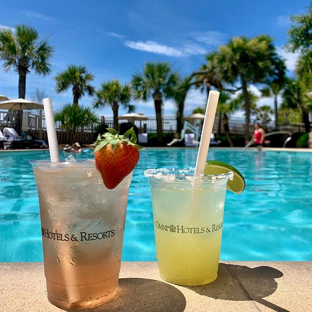 Occasionally there are hotels that define a destination. Such is true with the @omnihotels on Hilton Head Island. Save the date for your February getaway to celebrate food, drink and southern hospitality like no one else can! See you February 24 - March 1, 2020