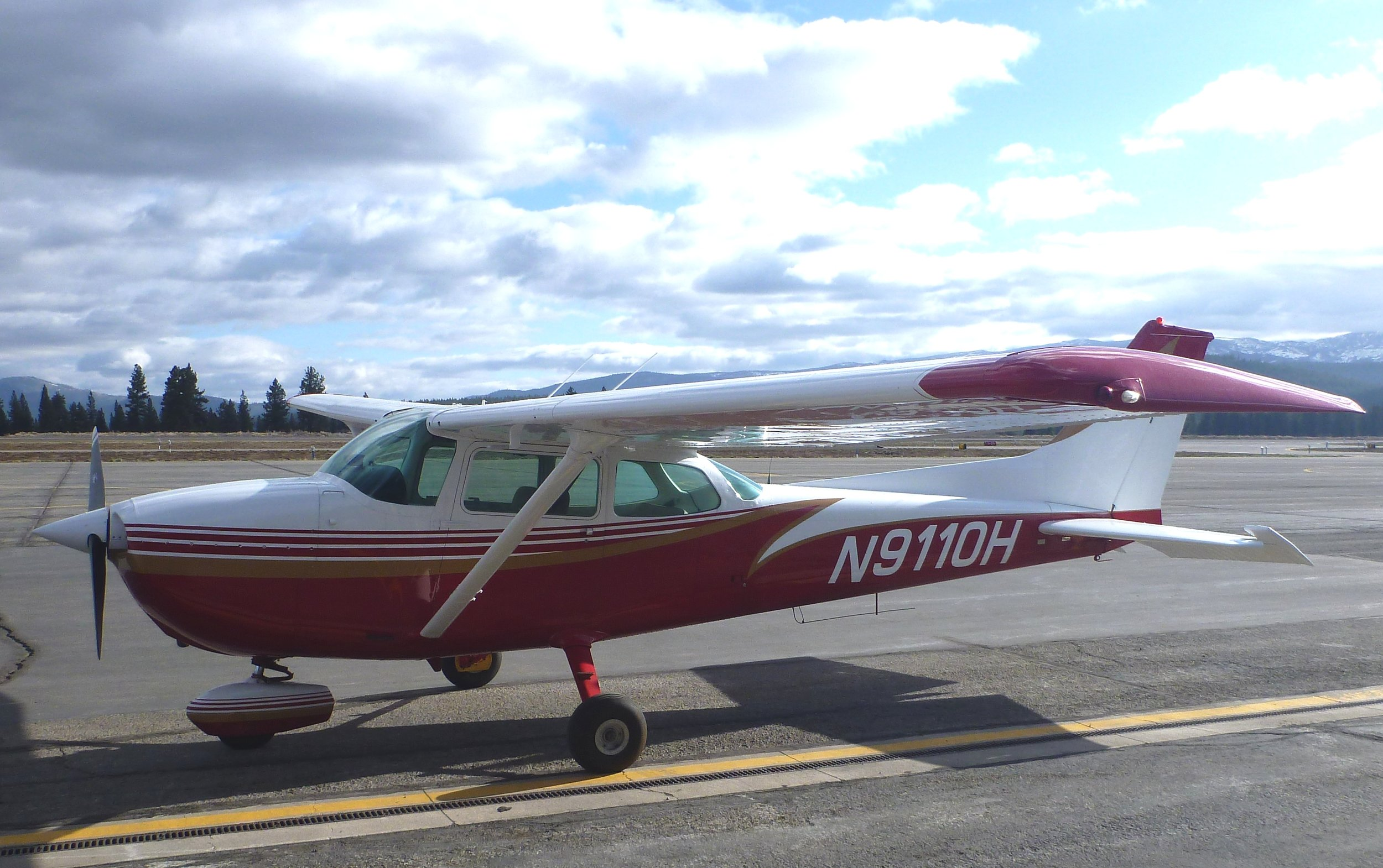 N9110H - Cessna 172M