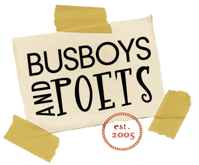 Blog posting with Busboys! You can read it here though! We're Definitely Going to Need More Wine -