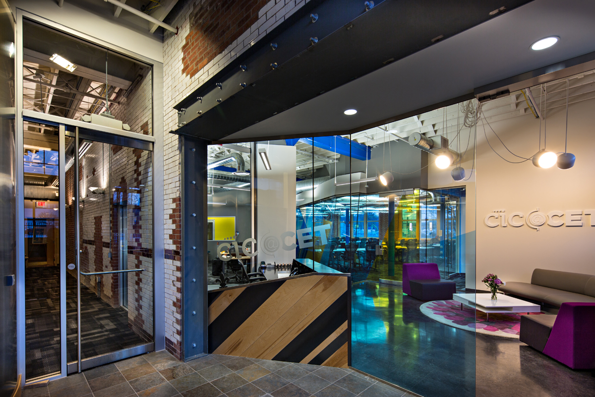 Cambridge Innovation Center @ CET -