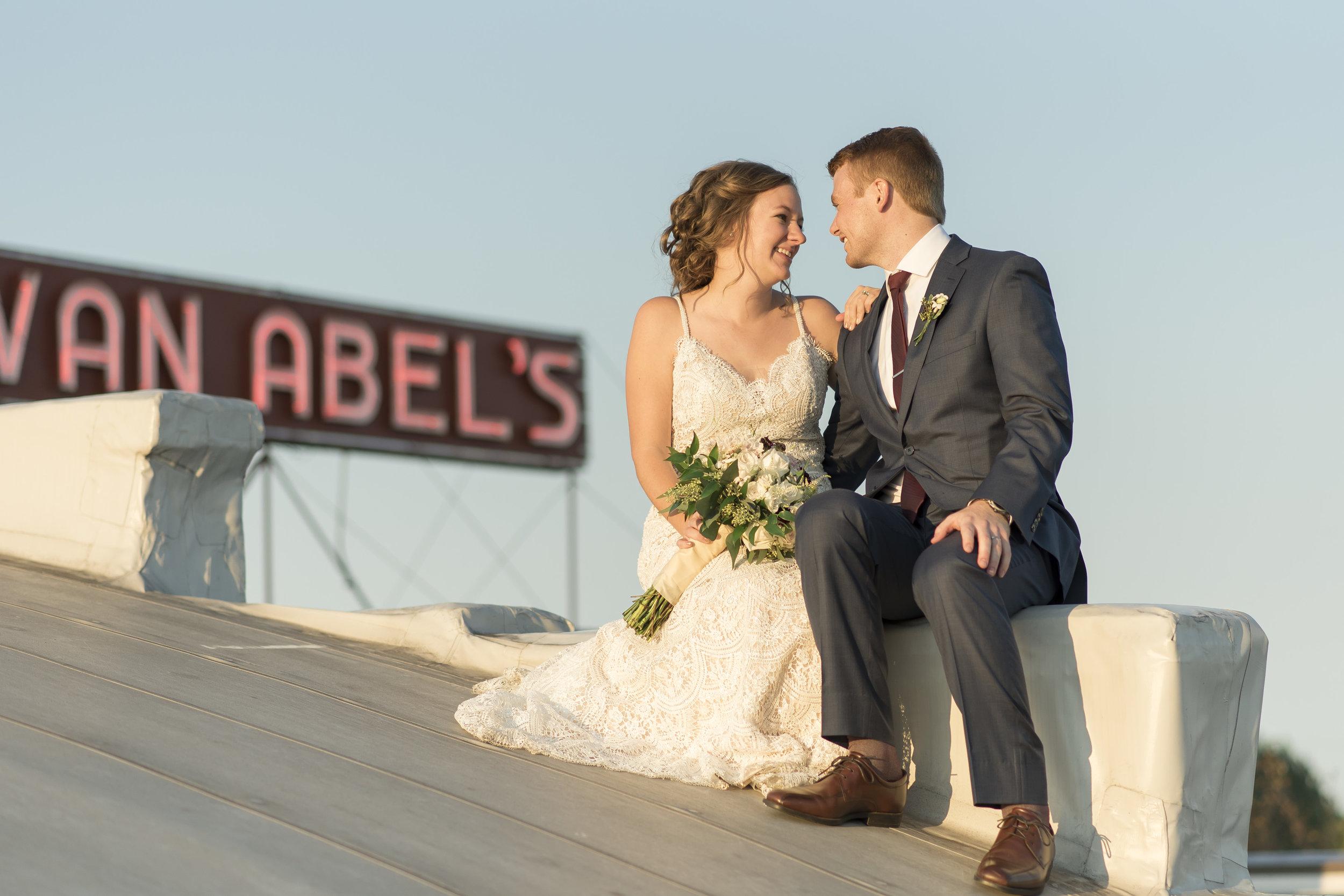 Haley + Michael Wedding