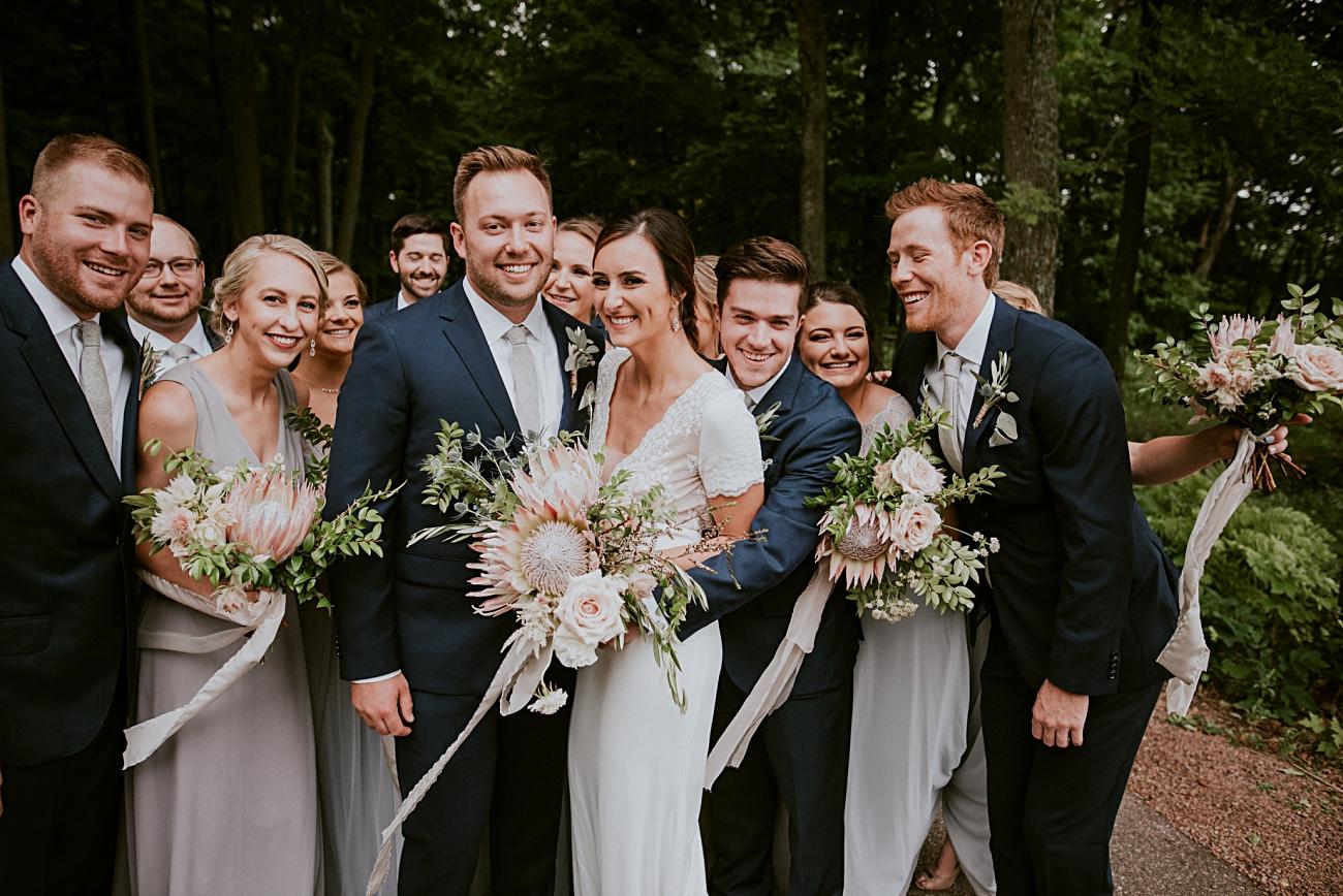 Rib Mountain Wedding