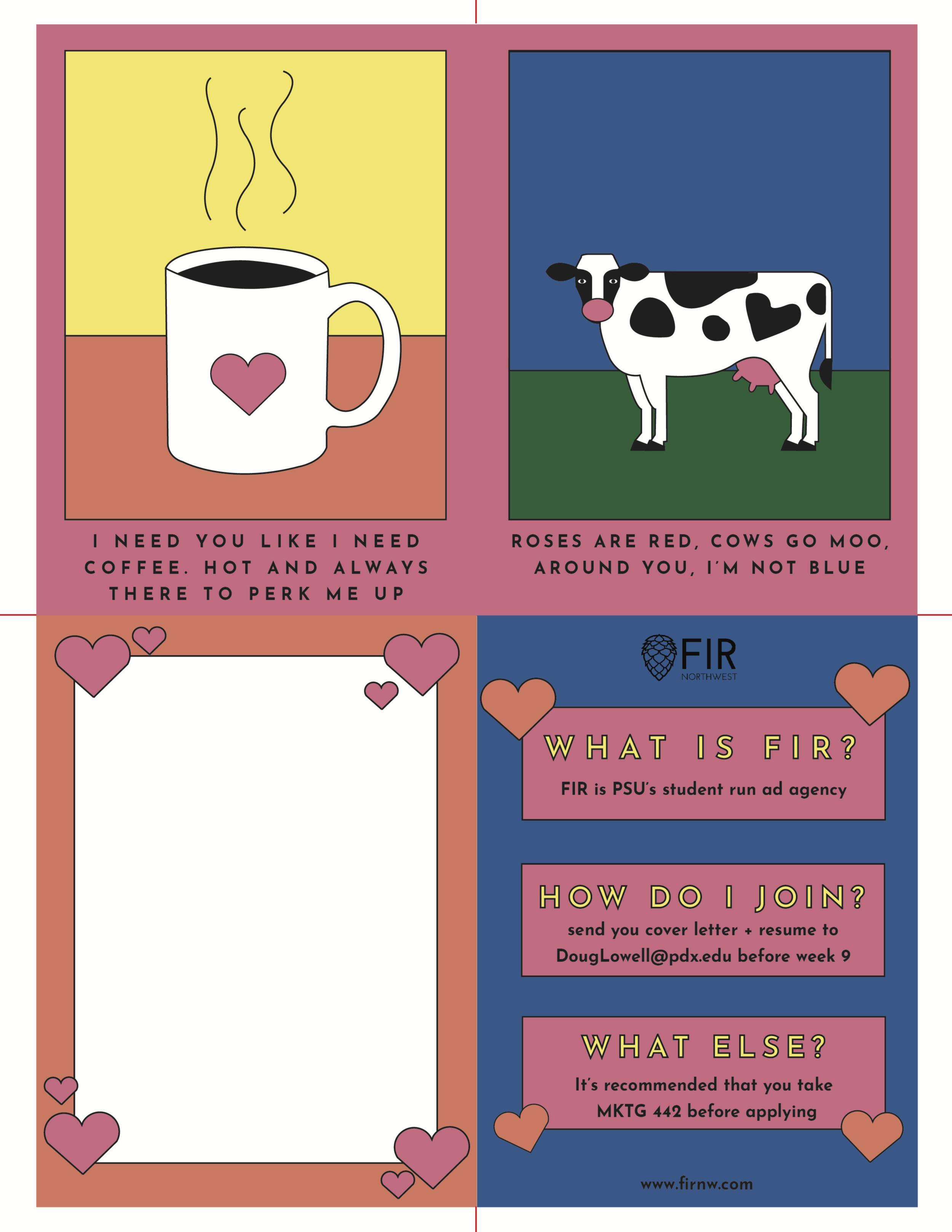 Valentine's Card Deck B