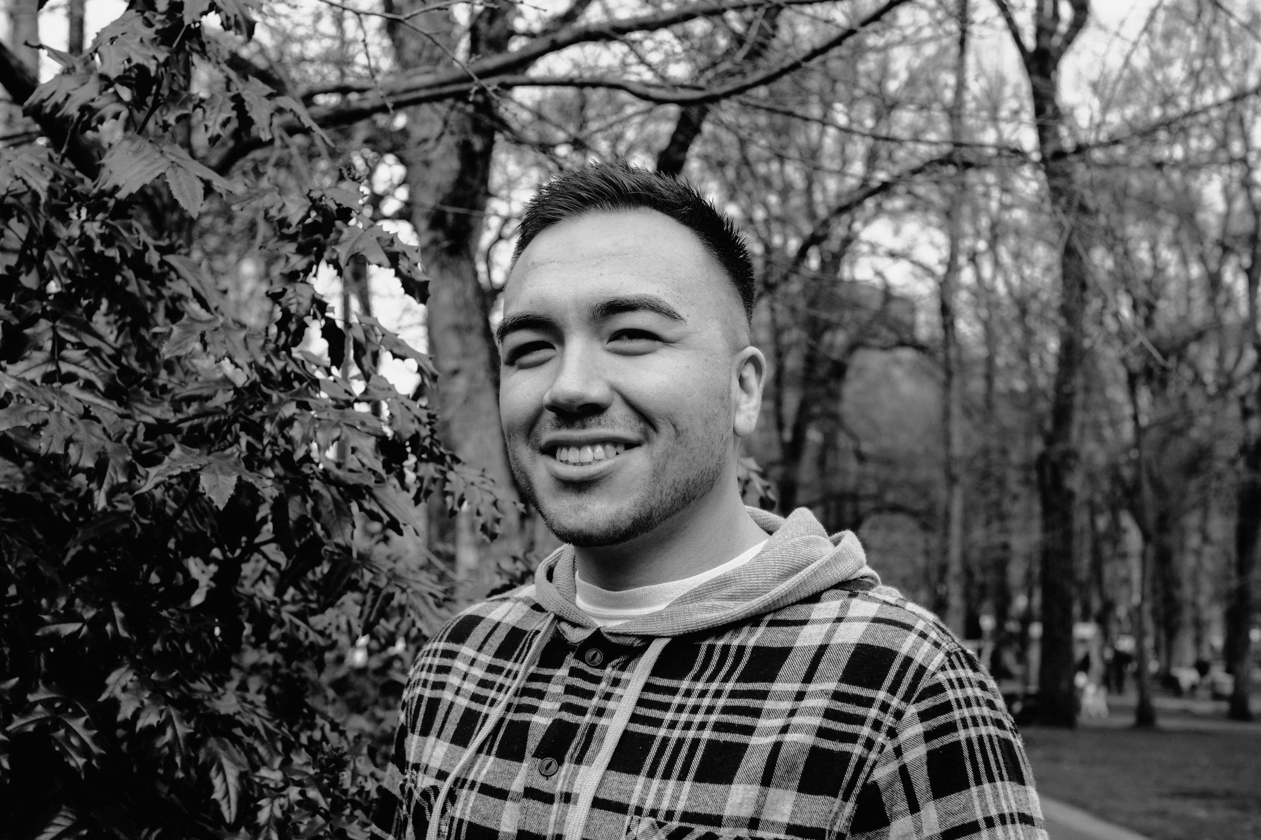 Christian Ramos-Kearney   Account Manager / Copywriter