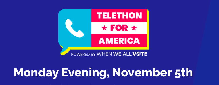 "This two-hour telecast will stream live on YouTube, Facebook Live and Comedy Central's website on Nov 5 2018. The goal is to generate ""pledges"" from younger voters to show up at the polls on Nov. 6. Spearheaded by actor and comedian Ben Gleib, the non-partisan effort is tied to the When We All Vote initiative recently launched by former first lady Michelle Obama."